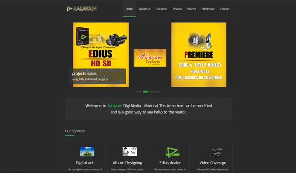 alayamdigimedia-digital solutions in madurai india | digital media marketing | wedding software sales in madurai