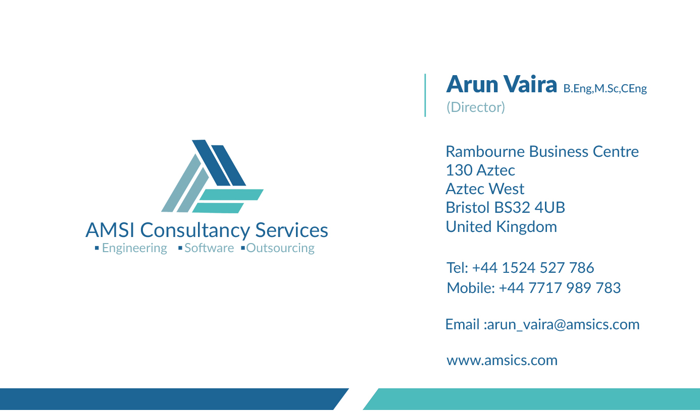 corporate business card design madurai