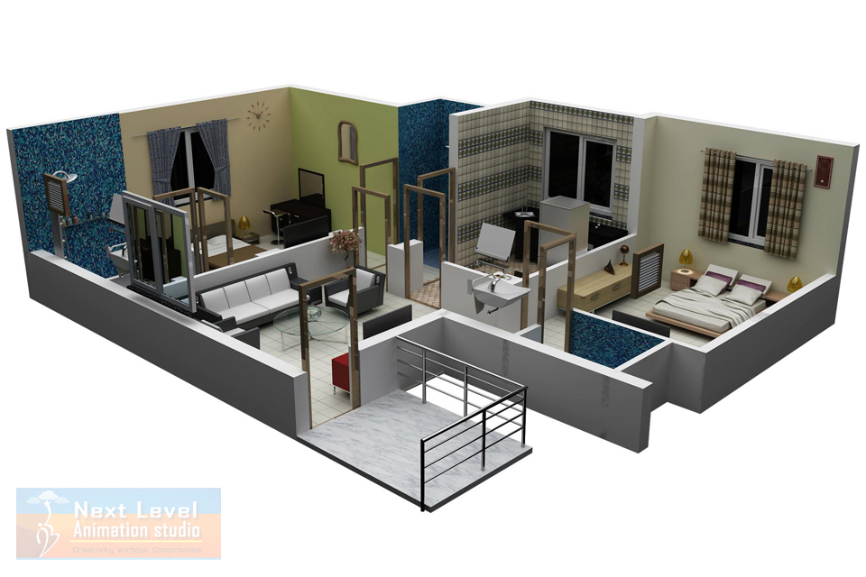 3d home architect Madurai