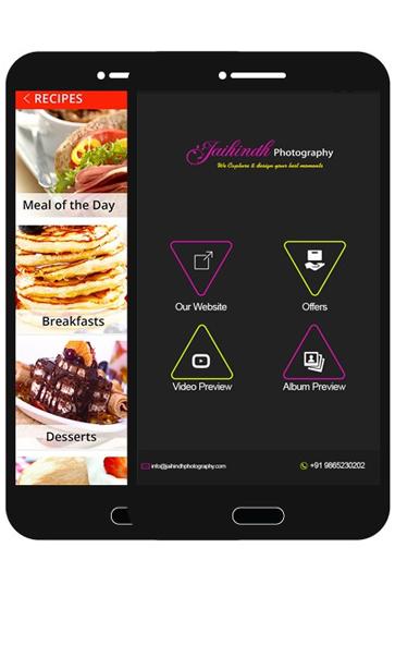 Android,IPhone Application Development | 2D & 3D Animation | Web Design & Development Madurai, Chennai, India