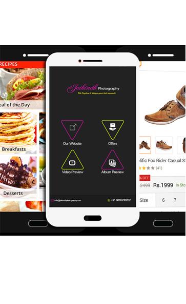 Android Mobile App Development,2D&3D Animation,Web Design & Development ,Madurai, Chennai