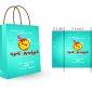 Theni Anantham silks BAG designing